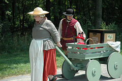 Crossroads of the French and Indian War Reenactment June 14-15, 2014