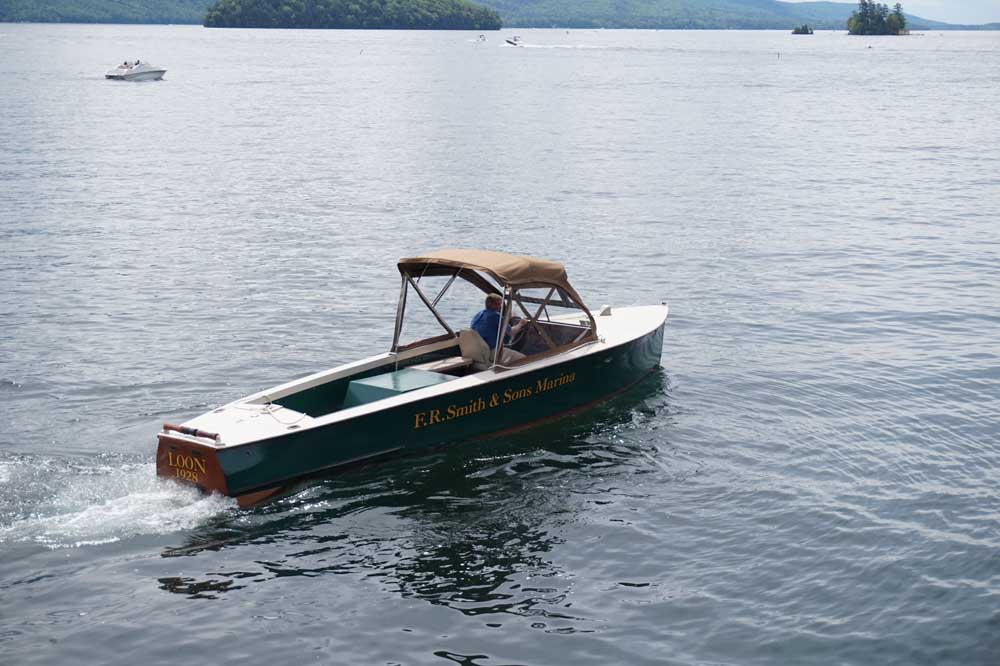 fr smith and sons loon boat