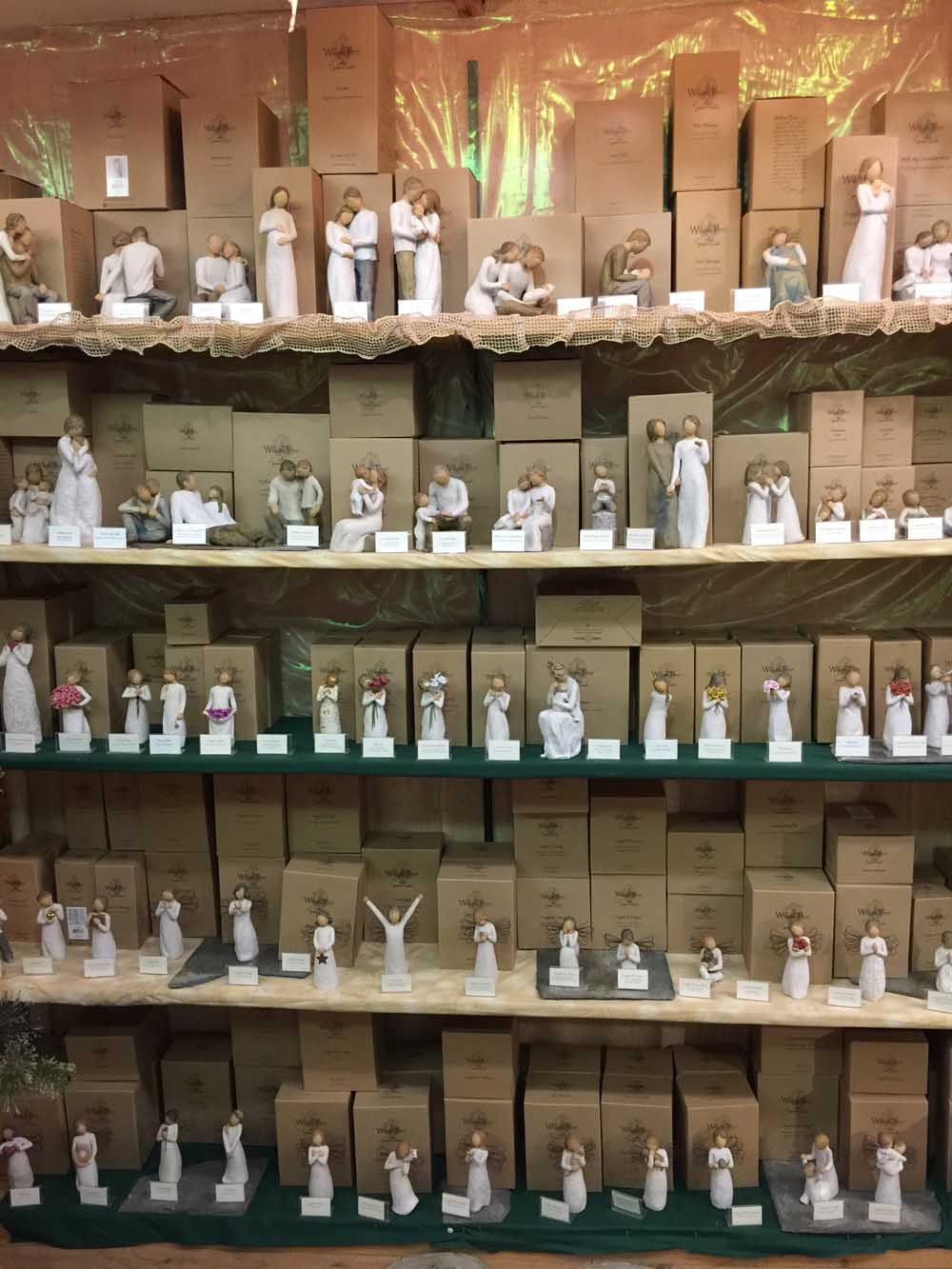 willow tree remembrance figurines