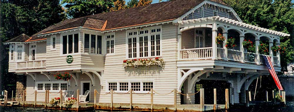 Boathouse Bed and Breakfast Building