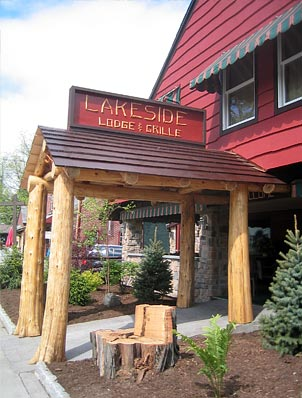 Lakeside Lodge Grille 4934 Lakes Dr Bolton Landing Ny
