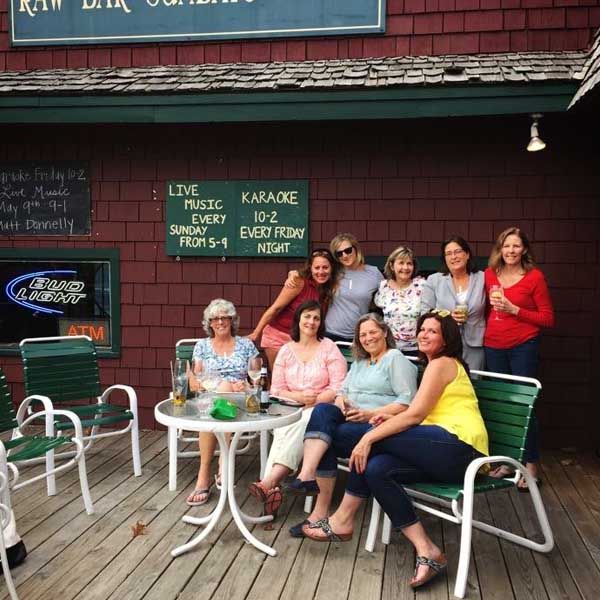 Dine On The Shores Of Lake George At Bolton Landing