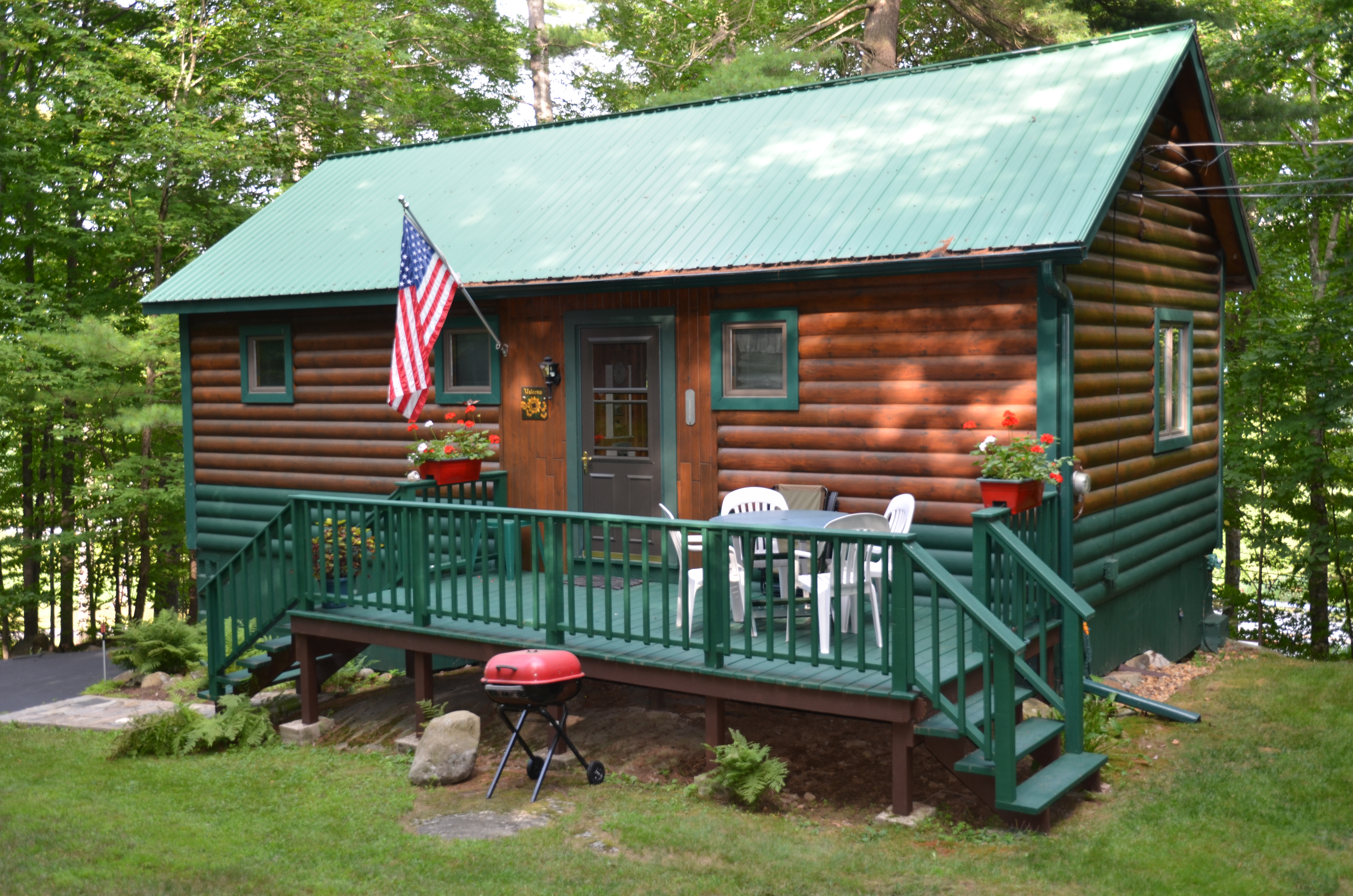 Private Bolton Landing and Lake George Summer Vacation Rentals