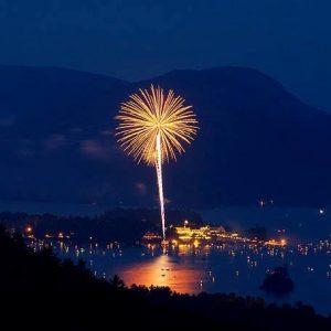Andy Pratt Bolton Bay Fireworks