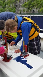 science on the boat