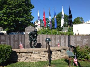 bolton landing war memorial